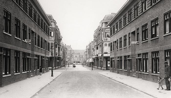 Historie Willem van Outhoornstraat