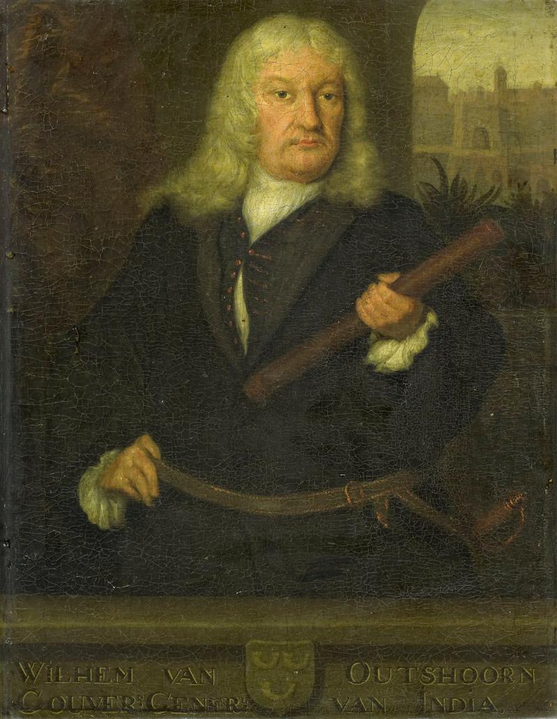 Willem van Outhoorn (1635-1720). Gouverneur-generaal (1691-1704), David van der Plas, 1691 - 1704