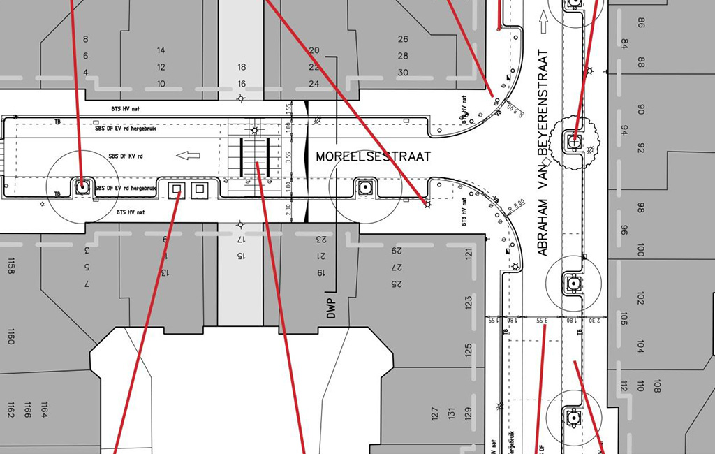 Document 'Achtergrondinformatie Ontwerp Straten Bezuidenhout-Oost'