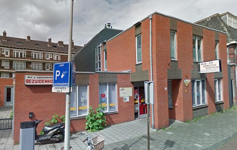 Wijk En Dienstenscentrum Camphuijsstraat