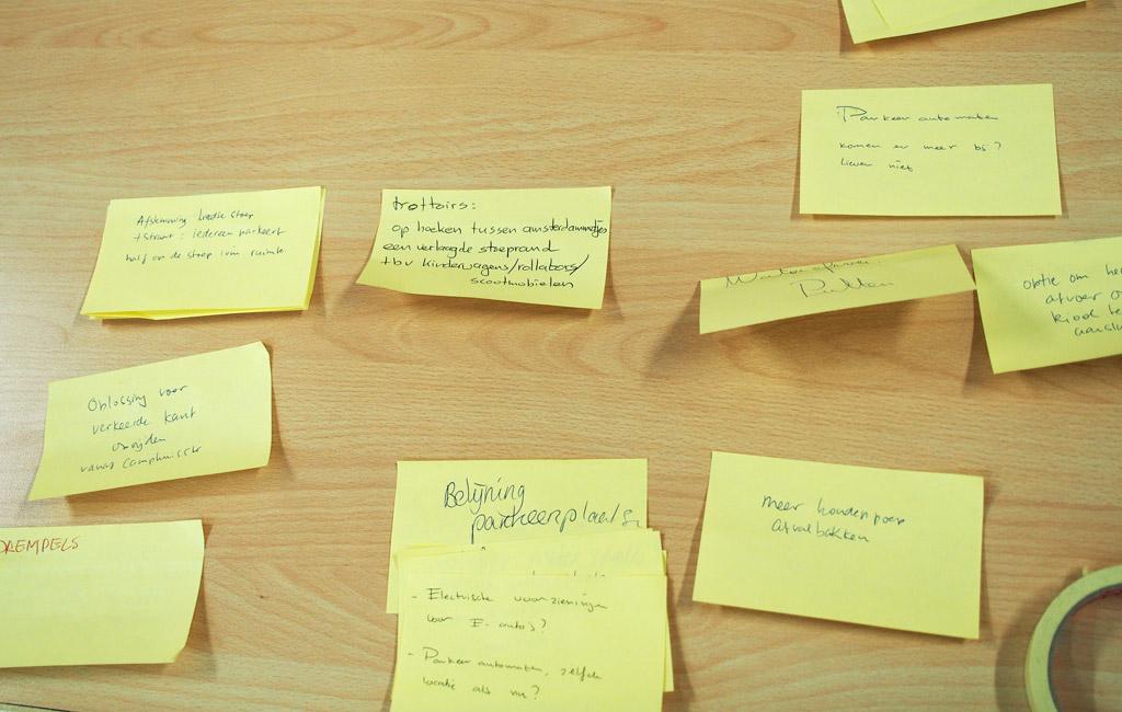Brainstorm Herinrichting Willem Van Outhoornstraat