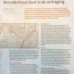 Vertraging In Planning Van De Uitvoering Van Fase Drie Herinrichting Bezuidenhout-Oost