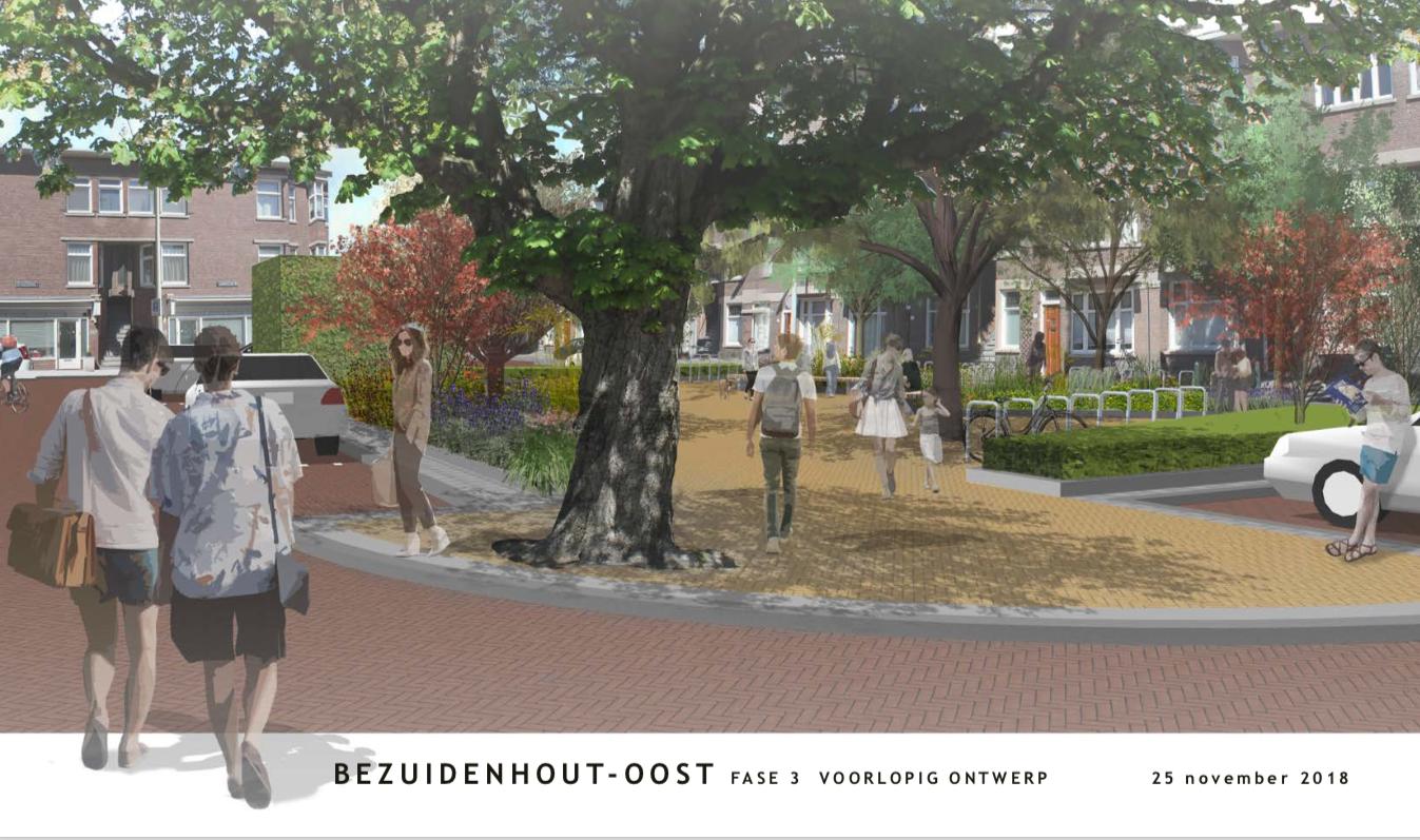 Voorlopig Ontwerp Fase 3 Bezuidenhout Oost Den Haag
